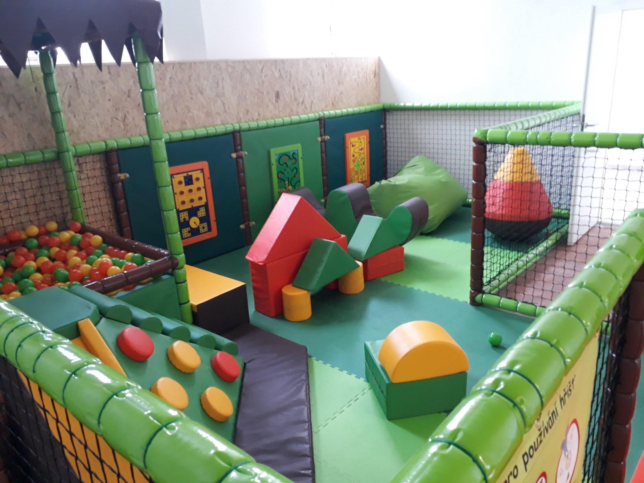 Dětská hriště Hopík - Herna s kavárnou