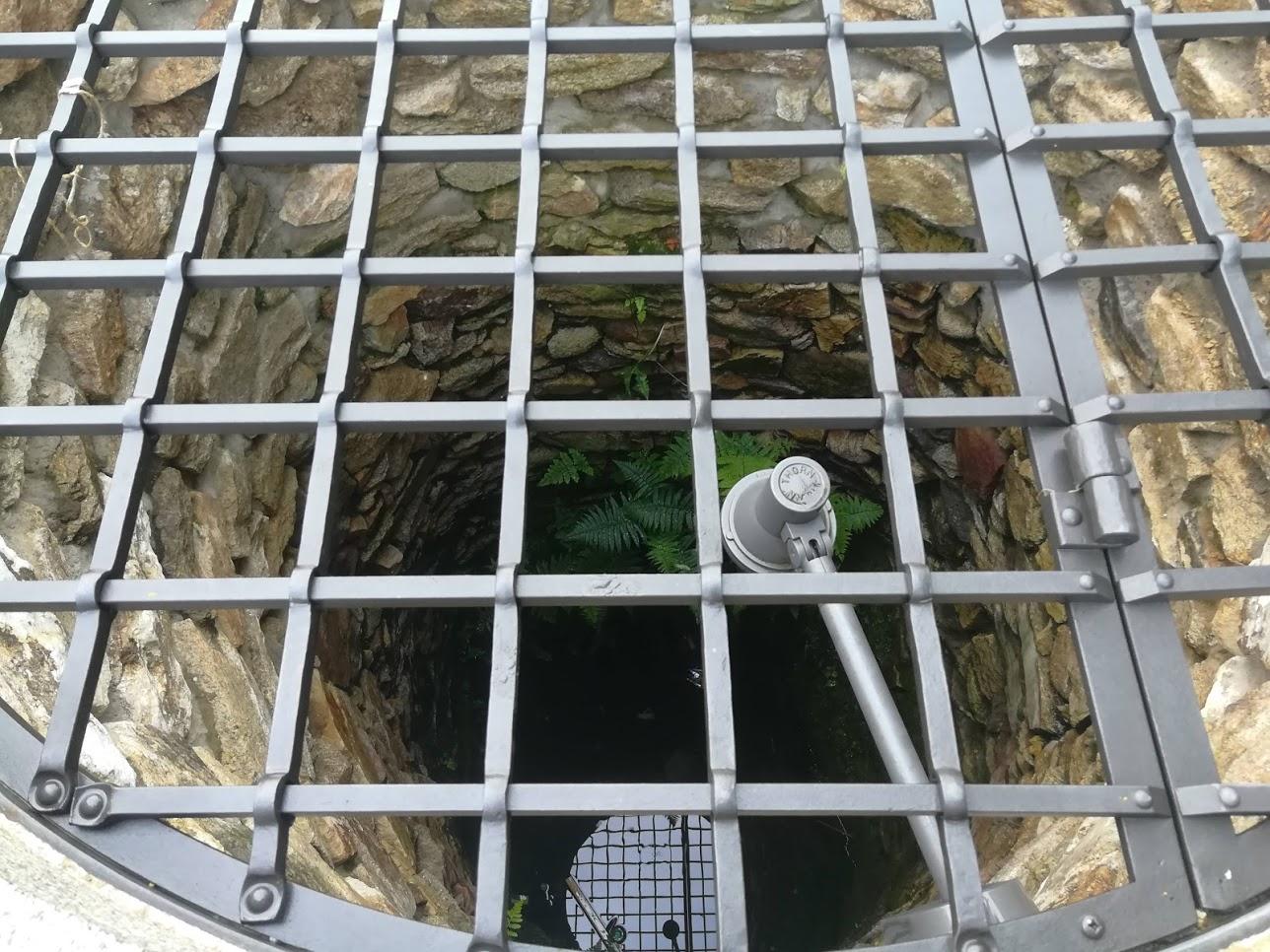 Studny a studánky Historická studna