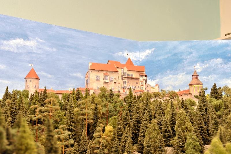 Modelové království Žďár nad Sázavou