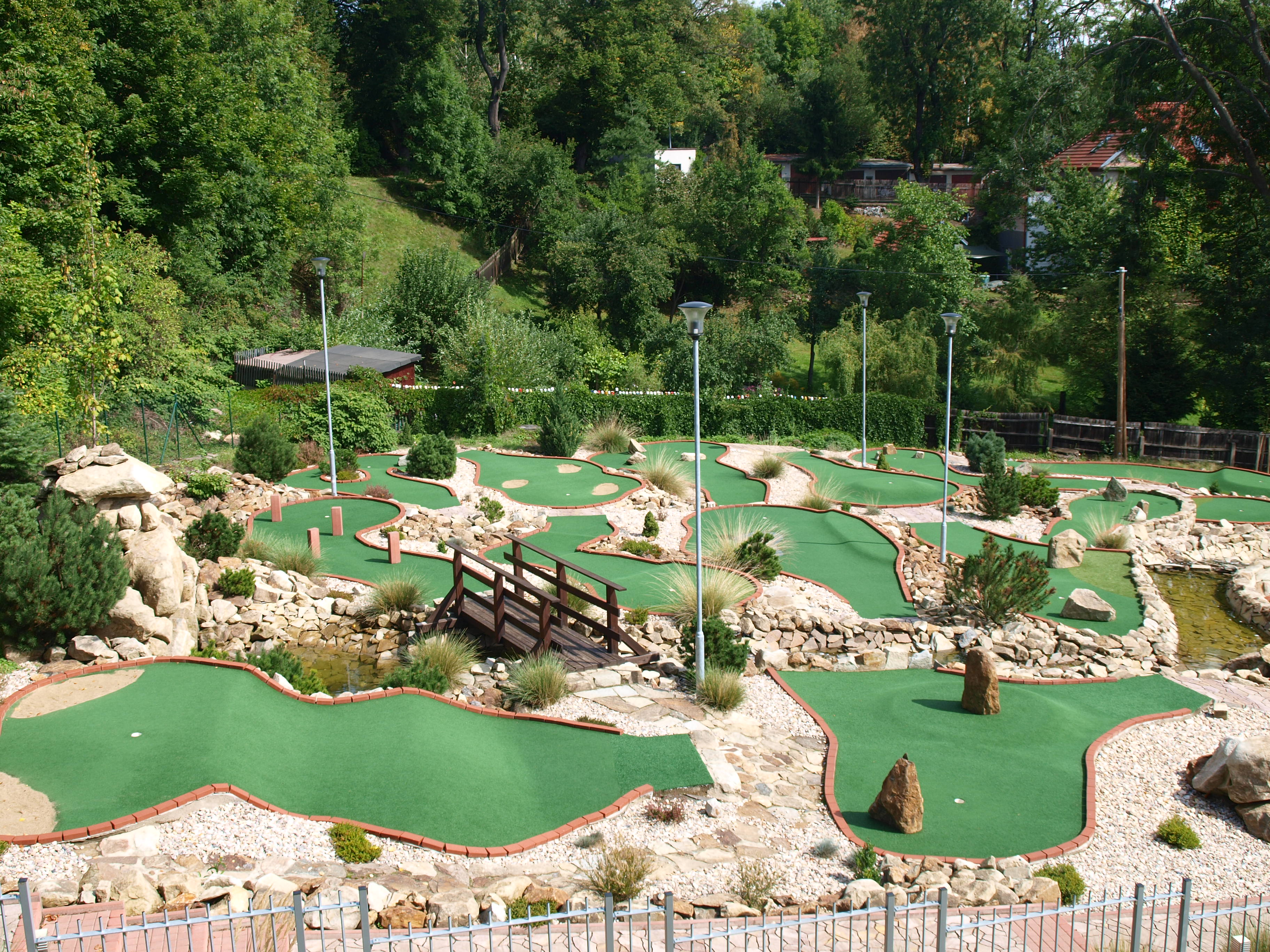 Adventure Golf Jihlava