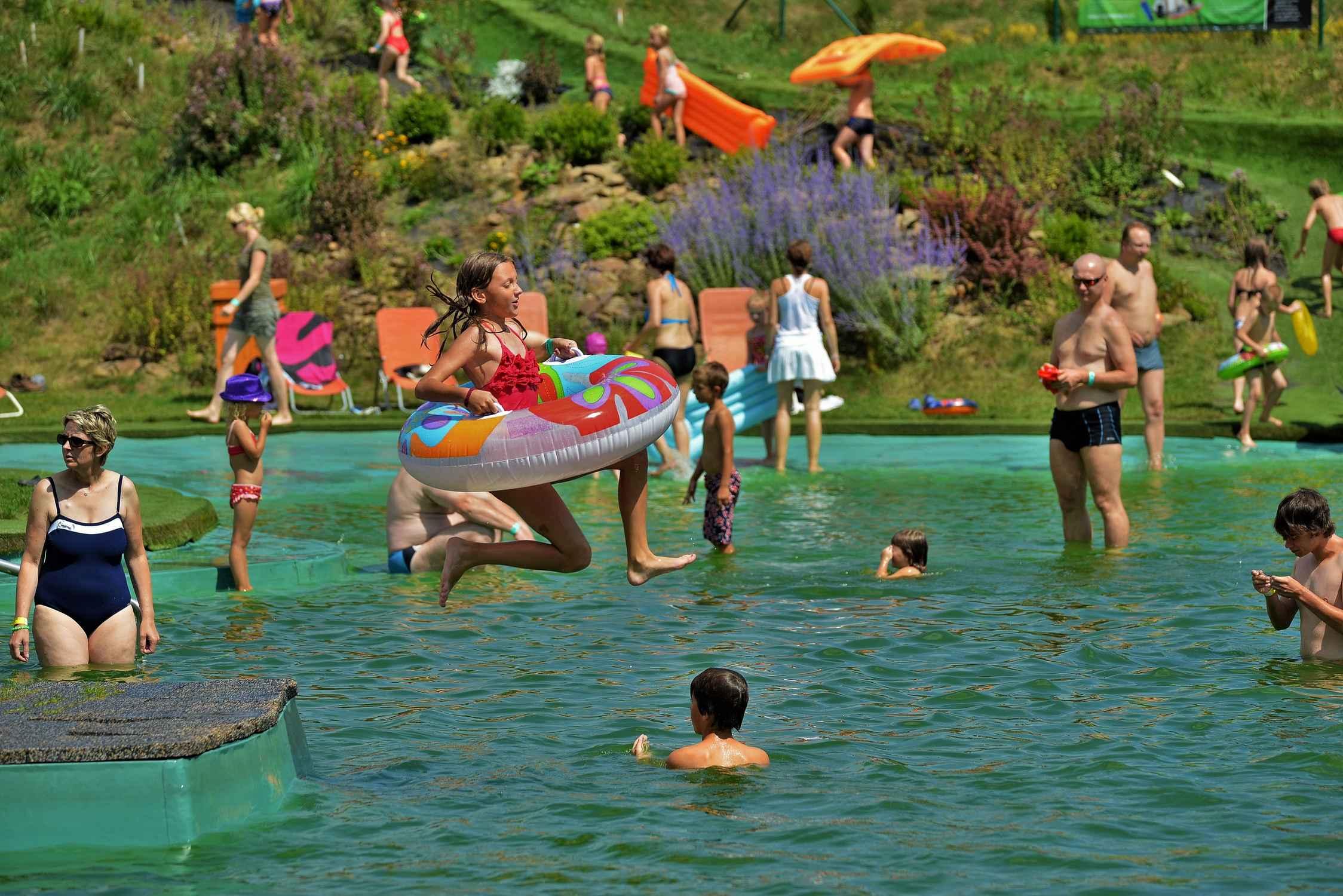 Aquapark Šiklův Mlýn