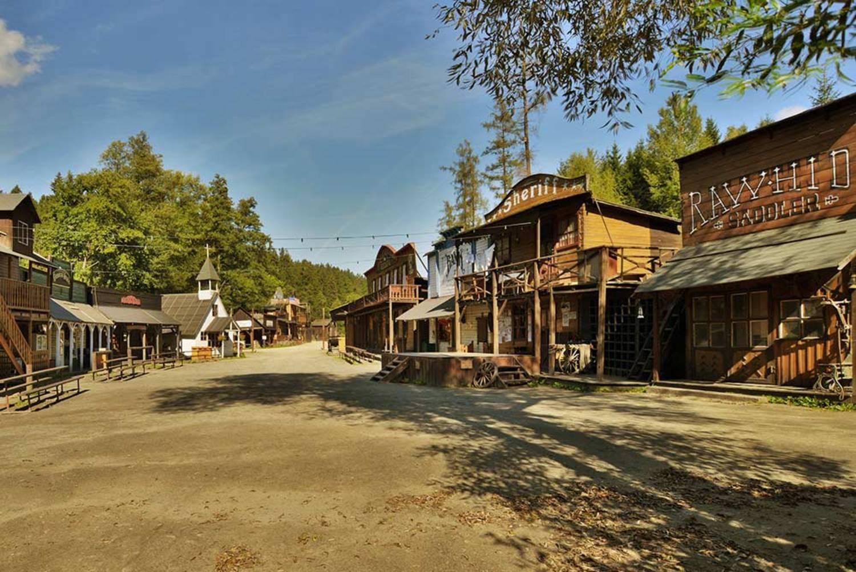 Westernové městečko