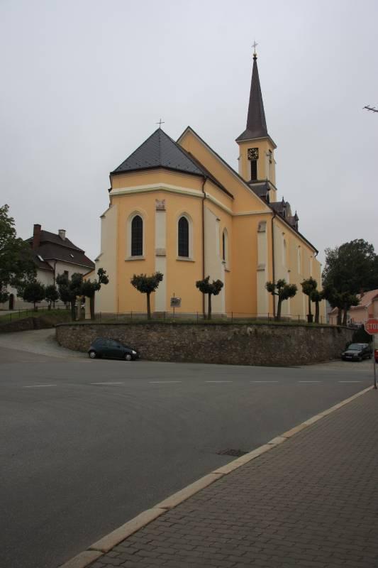 kostel sv. Filipa a Jakuba