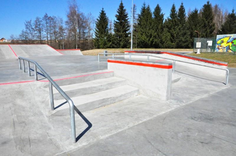 Skatepark Žďár