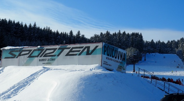 Test centrum a ski půjčovna Harusák