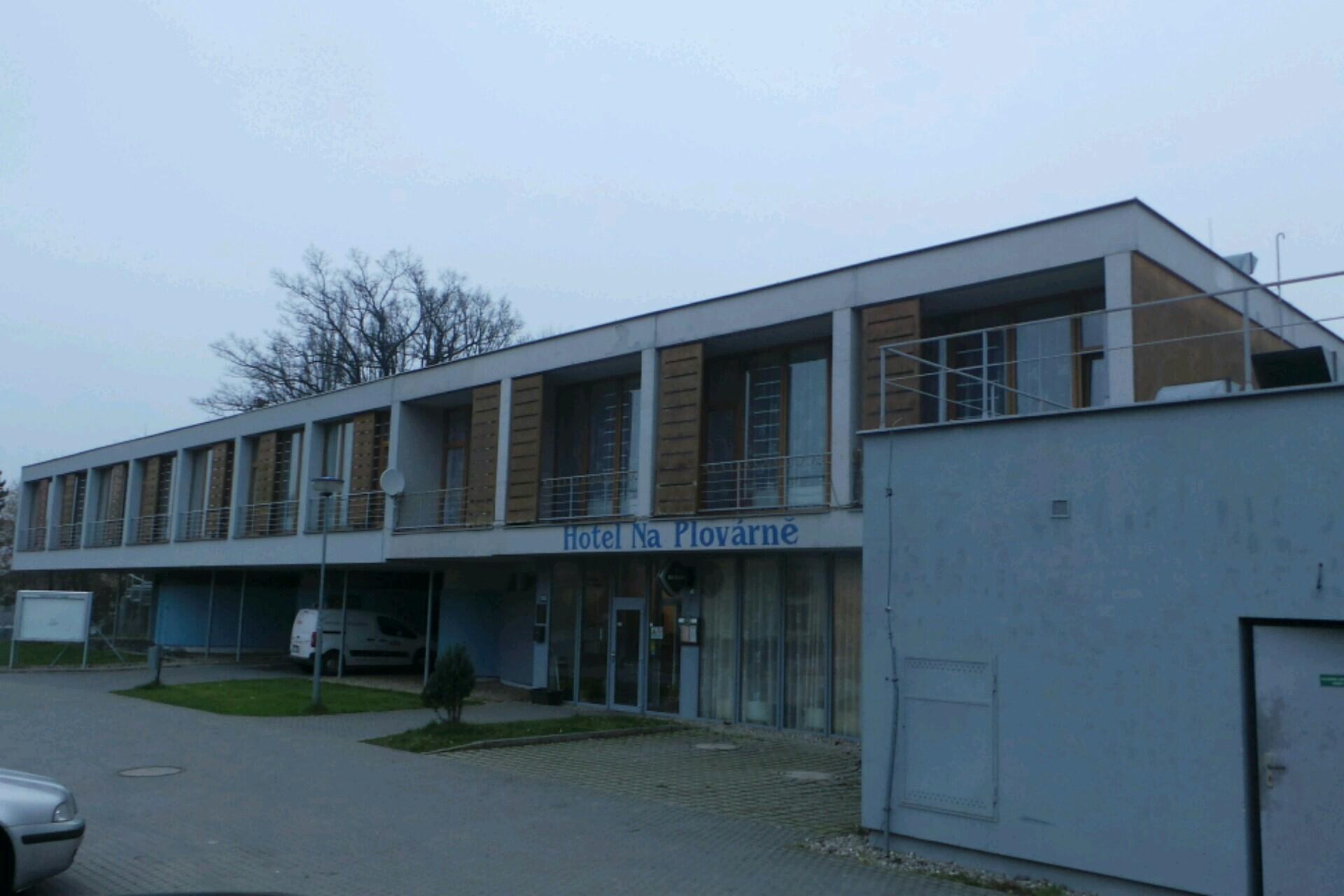 Hotel Na Plovárně
