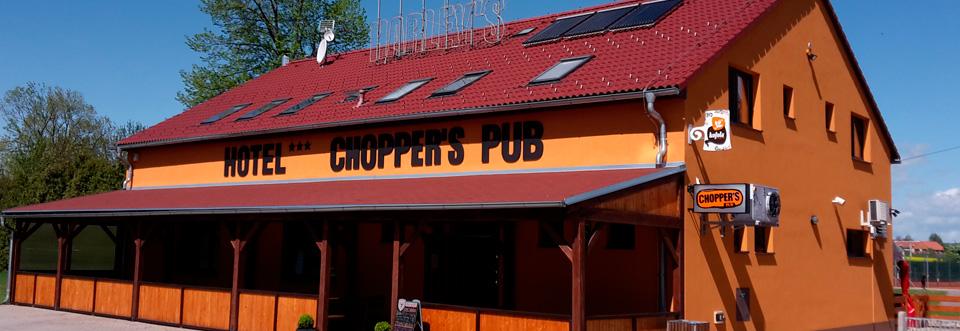 Hotel Chopper´s Pub