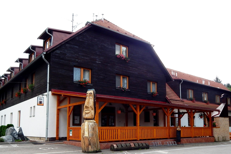 Balónový hotel Radešín