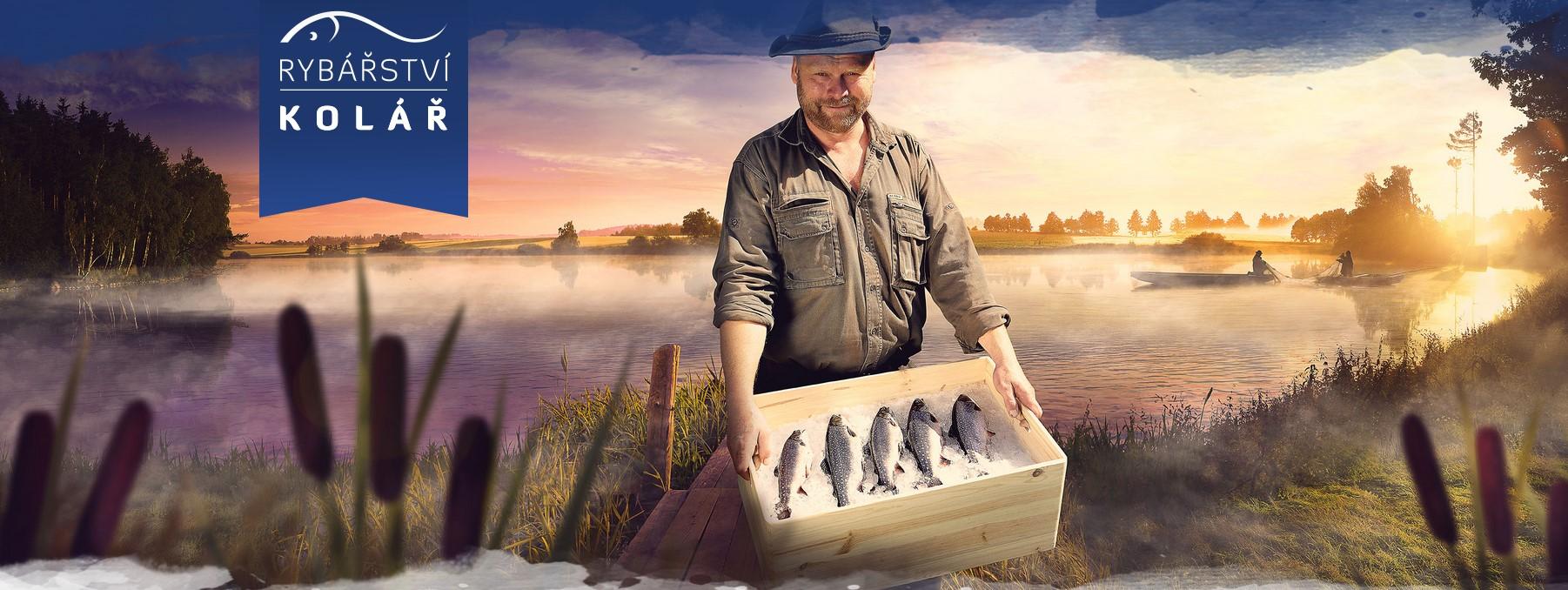 Rybářství Kolář