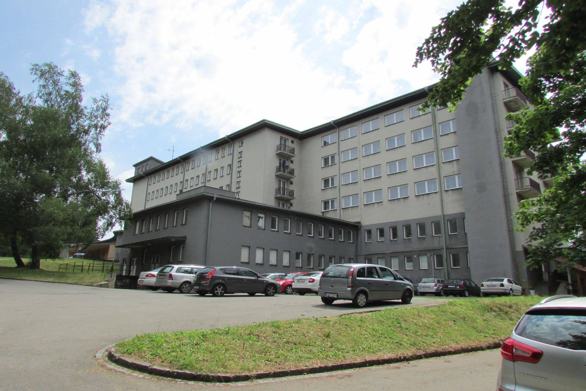 Hotel a resort Medlov