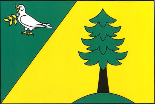 Vlajka Vysoké
