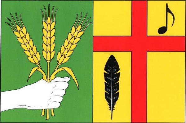 Vlajka Menhartic