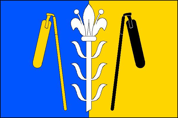 Vlajka Okřešic