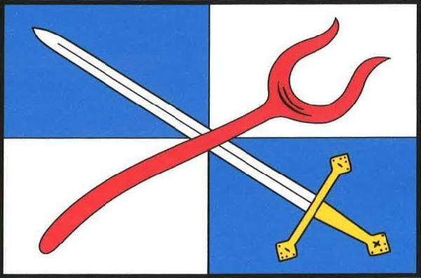 Vlajka Božejova