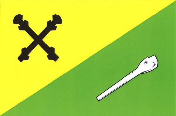 Vlajka Kyjova