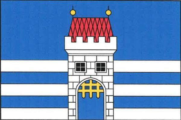 Vlajka Nové Cerekve