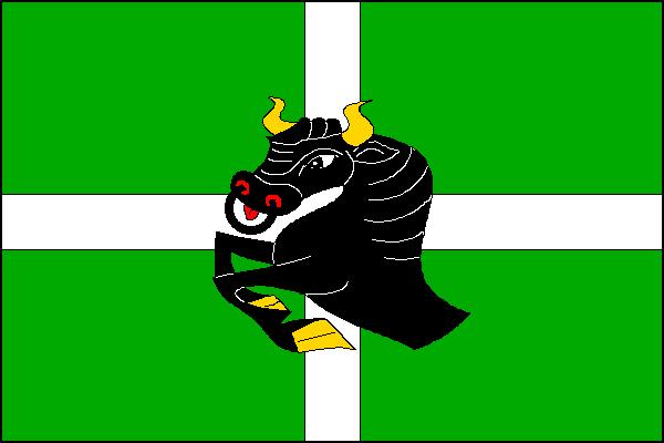 Vlajka Sloupna