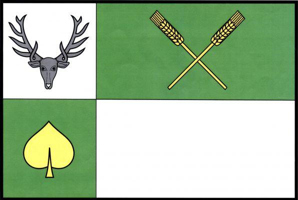 Vlajka Slavětína