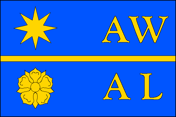 Vlajka Počátek