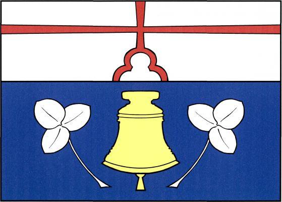Vlajka Řečice