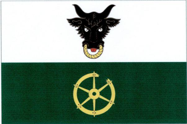 Vlajka Ubušínku
