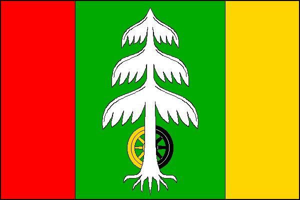 Vlajka Smrčné