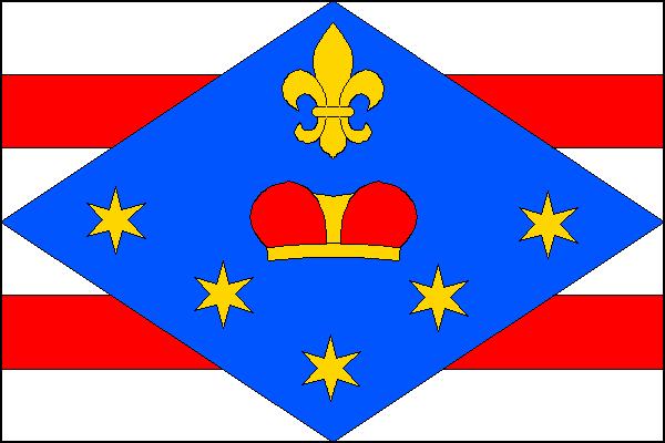 Vlajka Litohoře