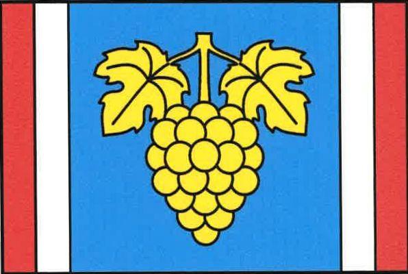 Vlajka Hroznatína