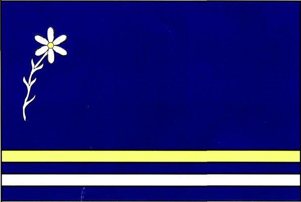 Vlajka Častohostic