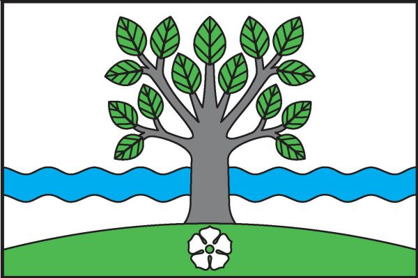 Vlajka Nové Bukové