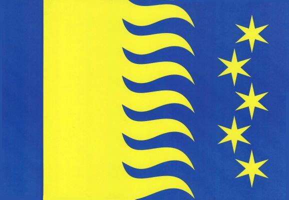 Vlajka Zhořce