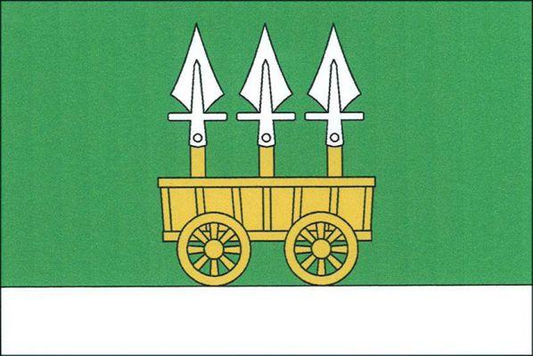 Vlajka Bojiště