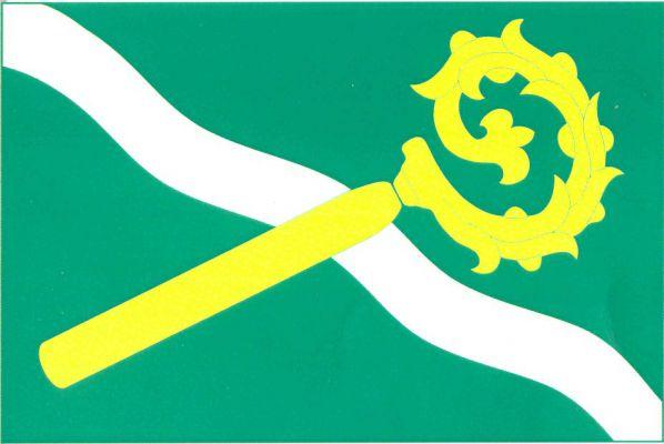 Vlajka Dlouhé Vsi