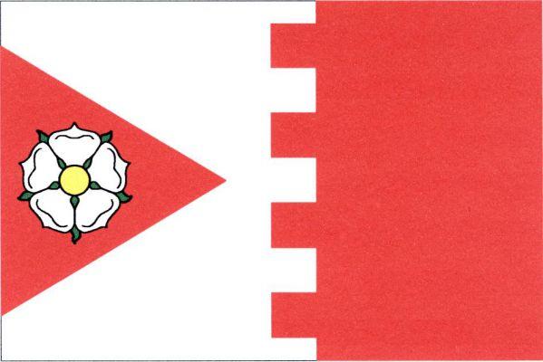 Vlajka Dolního Města