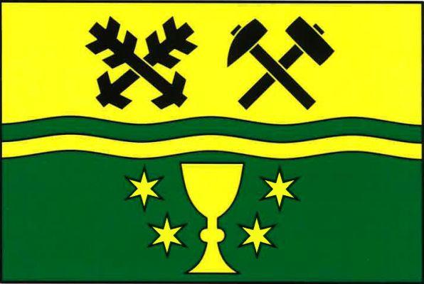 Vlajka Horní Krupé