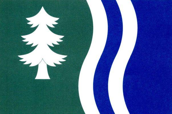 Vlajka Jedlé