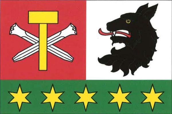 Vlajka Kamenné Lhoty