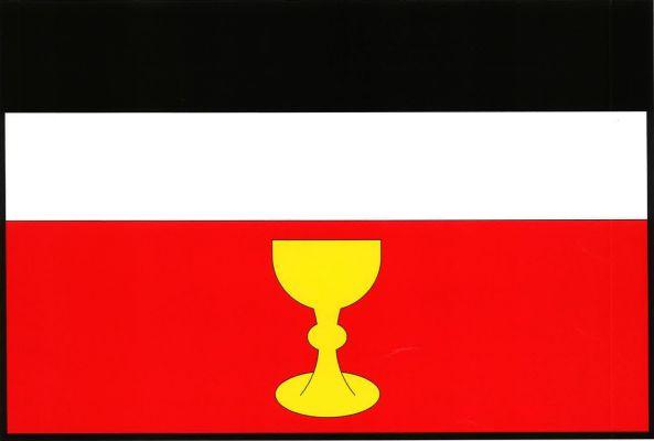 Vlajka Malčína