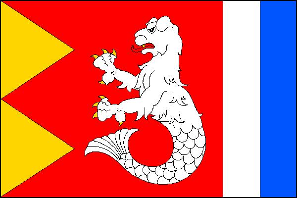 Vlajka Malče