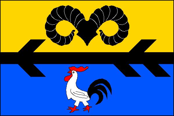 Vlajka Okrouhlice
