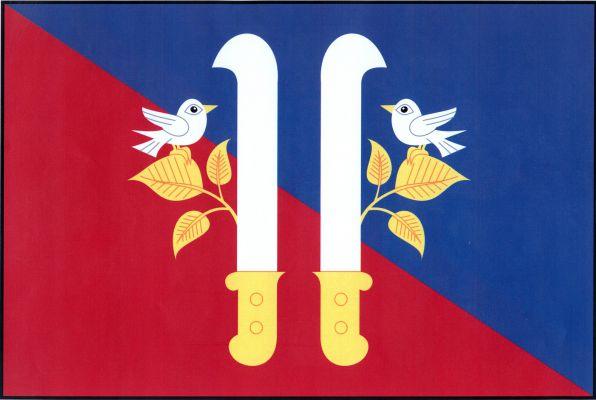 Vlajka Olešenky