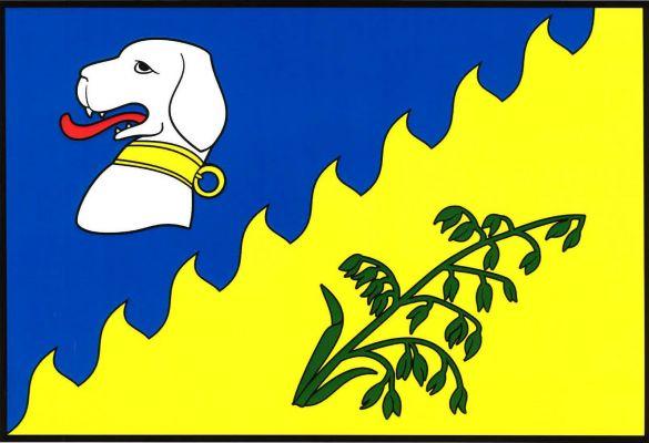 Vlajka Ovesné Lhoty