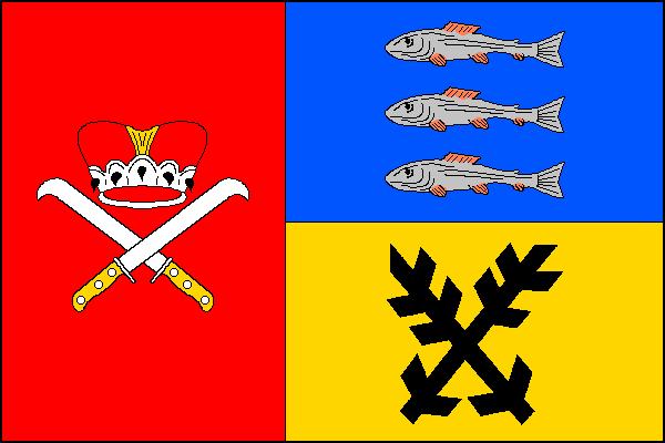 Vlajka Přibyslavi