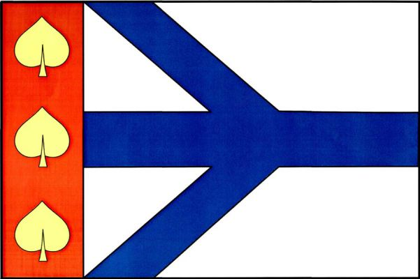 Vlajka Rozsochatce