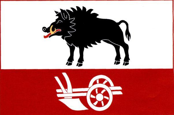 Vlajka Vepříkova