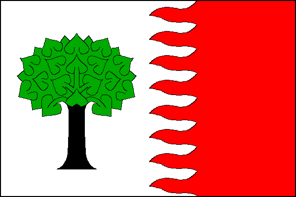 Vlajka Veselého Žďáru