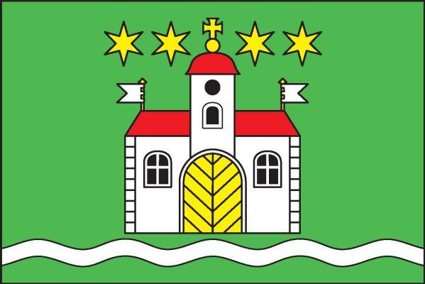 Vlajka Věže