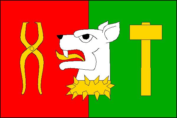 Vlajka Lesůněk
