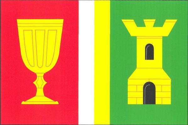 Vlajka Bělé