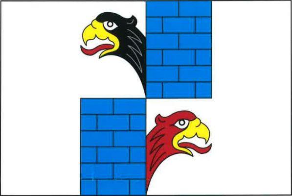 Vlajka Chřenovic